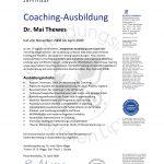 Ausbildung zum integrativen Coach